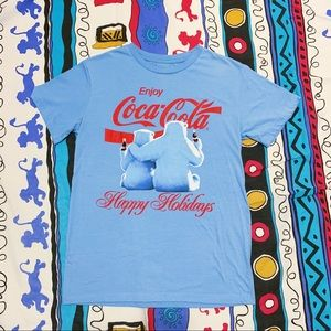 Vintage Coca-Cola tee shirt